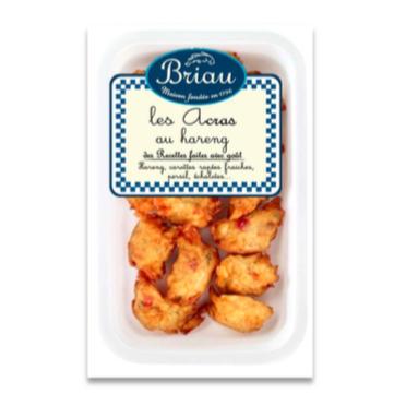 Acras au hareng, Maison Briau (200 g)