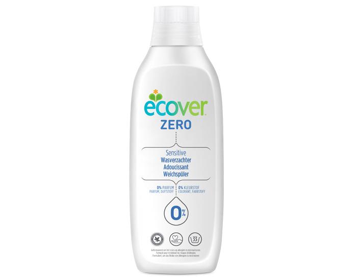 Adoucissant 0% sans parfum, Ecover (1 L)