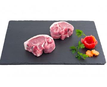 Côte d'agneau Laiton de l'Aveyron, Maison Conquet (x 2, environ 250-300 g)