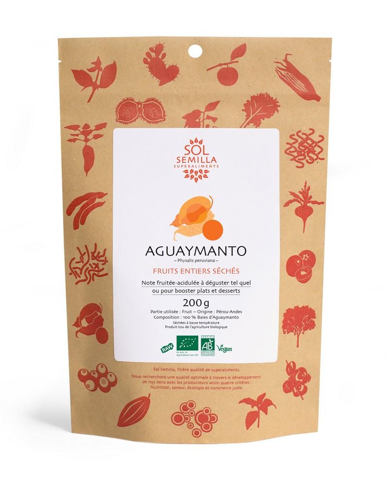 Aguaymanto BIO, Sol Semilla (200 g)