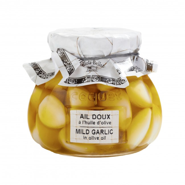 Ail doux à l'huile d'olive, Bellota-Bellota (240 g)