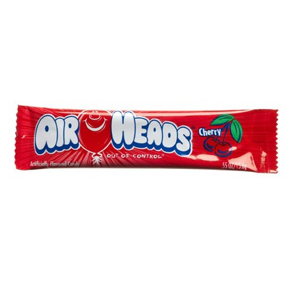 Bonbon goût cerise, Airheads (15.6 g)