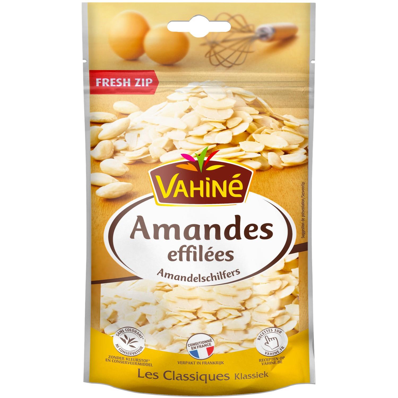 Amandes éffilées, Vahiné (125 g)