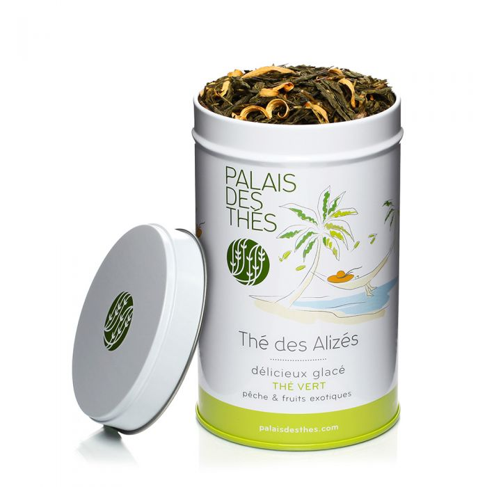 Thé vert des Alizés, Palais des Thés (100 g)