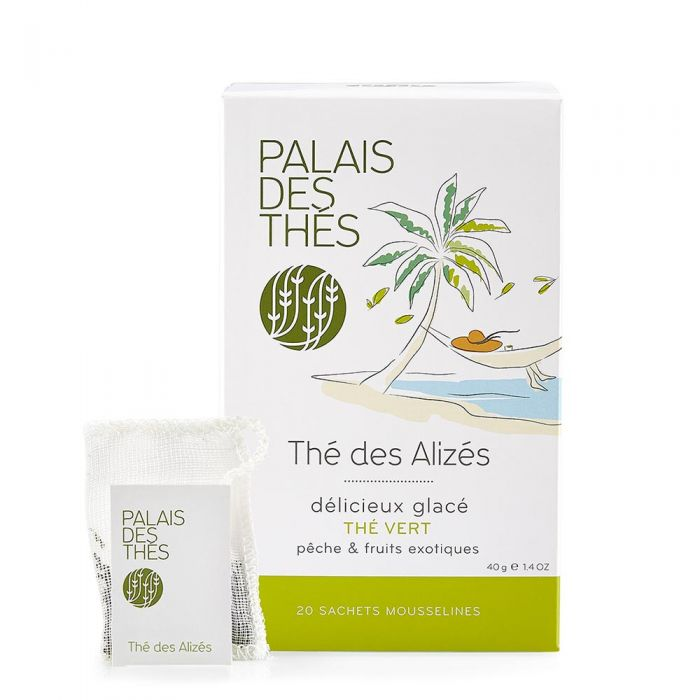 Thé vert des Alizés, Palais des Thés (x 20)