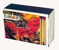 Allumettes cuisine pratic, Flam'up (x 240)