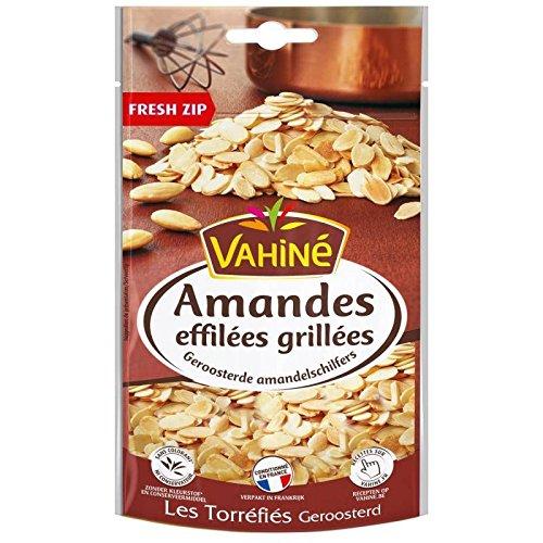 Amandes éffilées grillées, Vahiné (100 g)