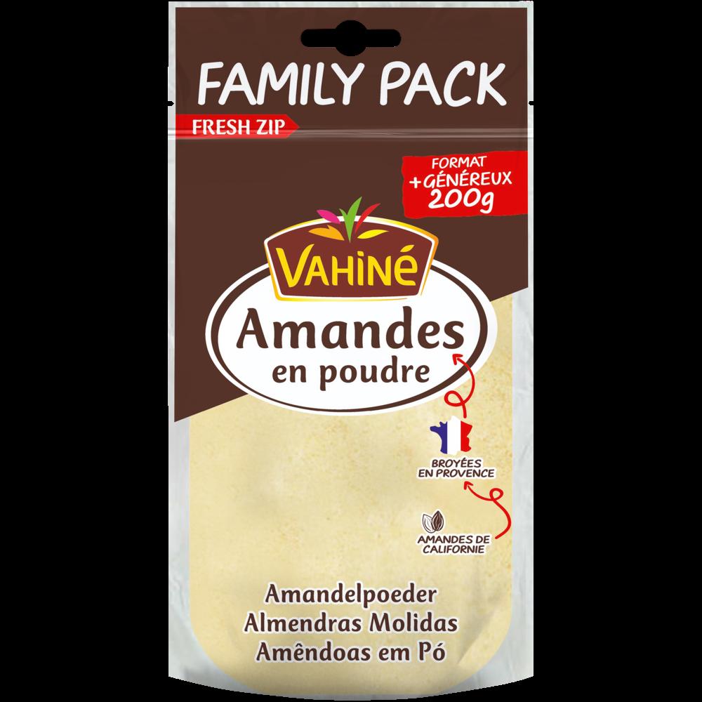 Amandes en poudre, Vahiné (200 g)