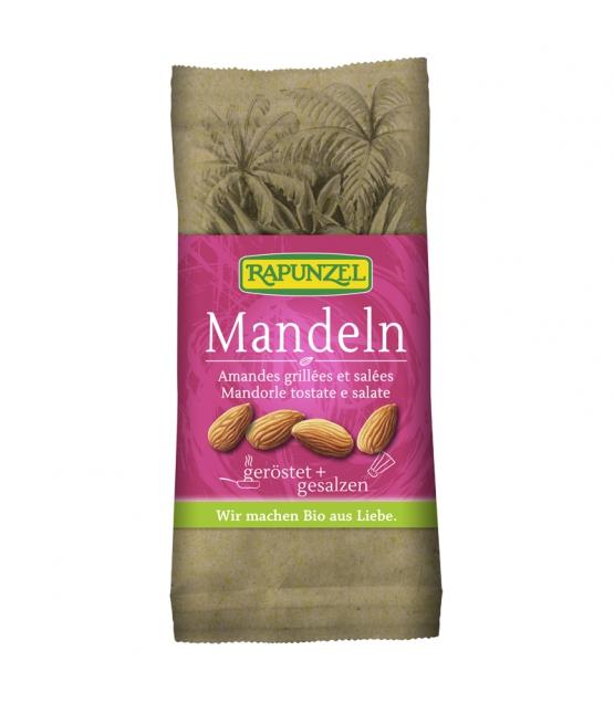 Amandes grillées salées BIO, Rapunzel (60 g)