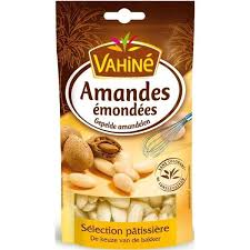 Amandes émondees, Vahiné (125 g)