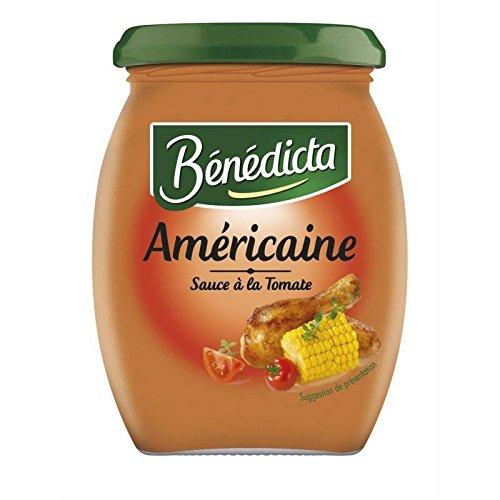 Sauce Américaine, Bénédicta (270 g)
