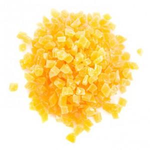 Ananas séché en cube (100 g)