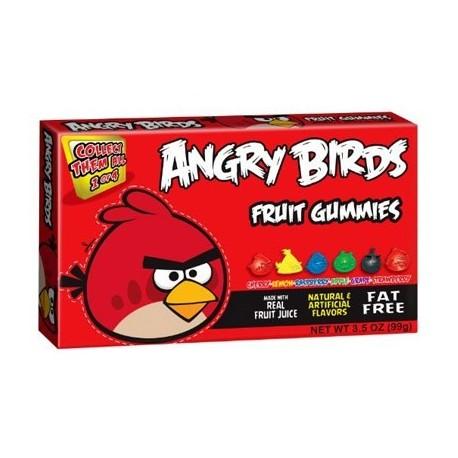Bonbons oiseau rouge, Angry Birds (100 g)
