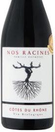 Côtes du Rhône Nos Racines BIO 2017 (75 cl)