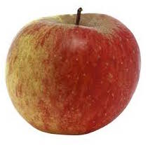 Pomme bicolore Ariane BIO (calibre moyen)