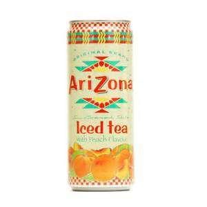 Arizona thé pêche (330 ml)