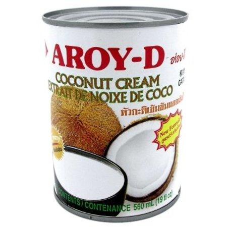 Crème de coco, Aroy-d (560 ml)