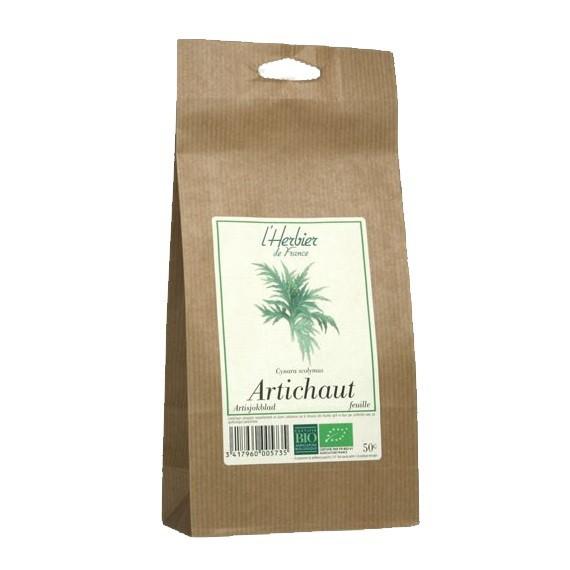 Artichaut BIO, Herbier de France (50 g)