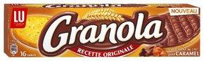 Granola chocolat caramel, Lu (x 16, 200 g)