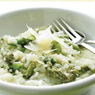 Kit risotto crémeux aux asperges et parmesan