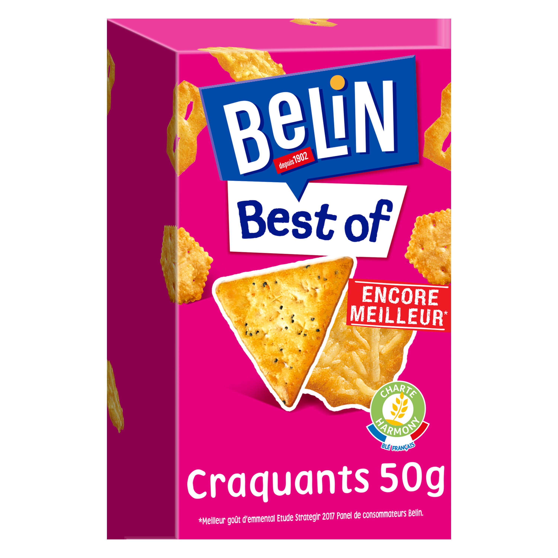 Assortiment Best Of craquants, Belin (50 g)