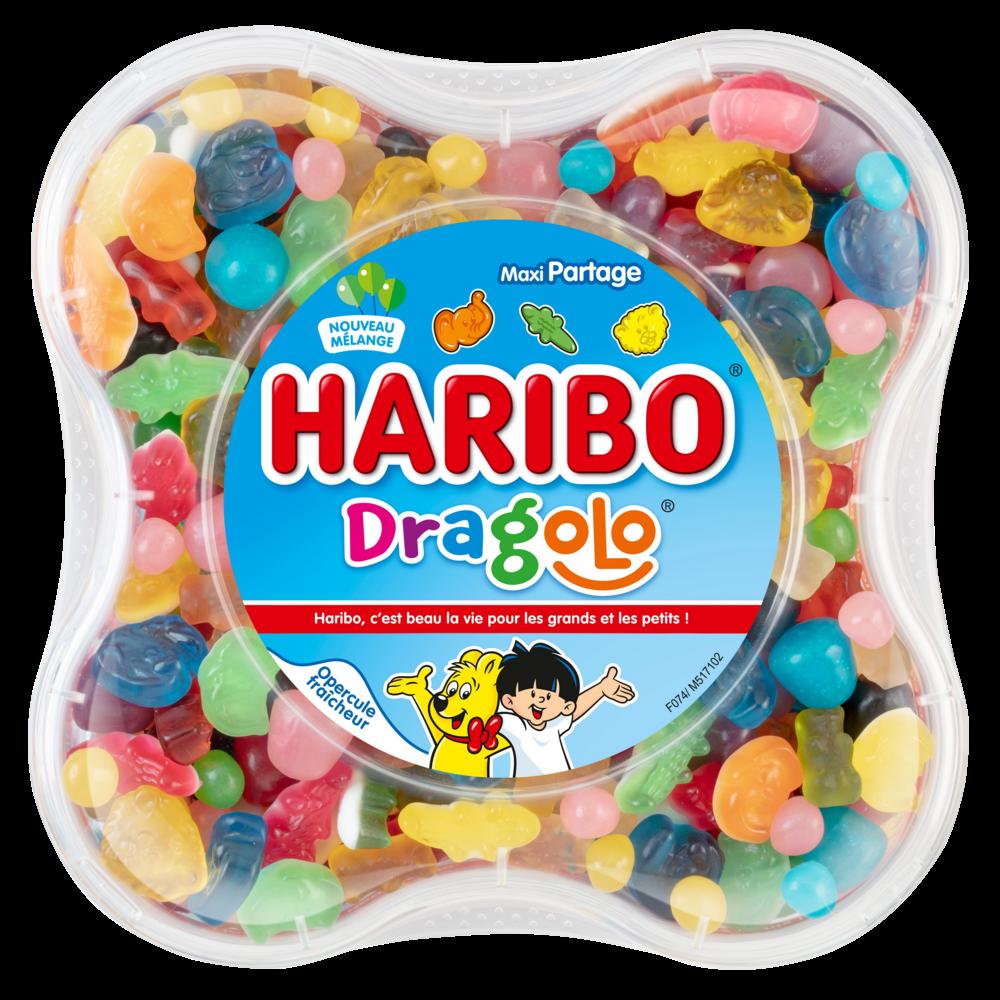 Bonbons Dragolo, Haribo (750 g)