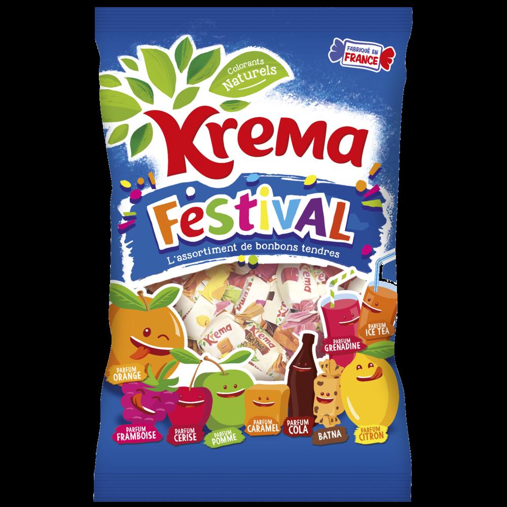 Bonbons Festival, Krema (360 g)