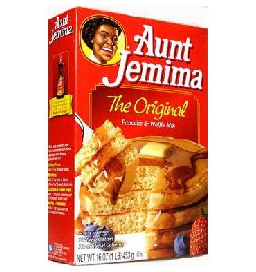Préparation pour pancakes, Aunt Jemima (907 g)