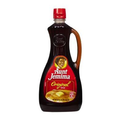 Sirop à pancakes, Aunt Jemina (355 ml)