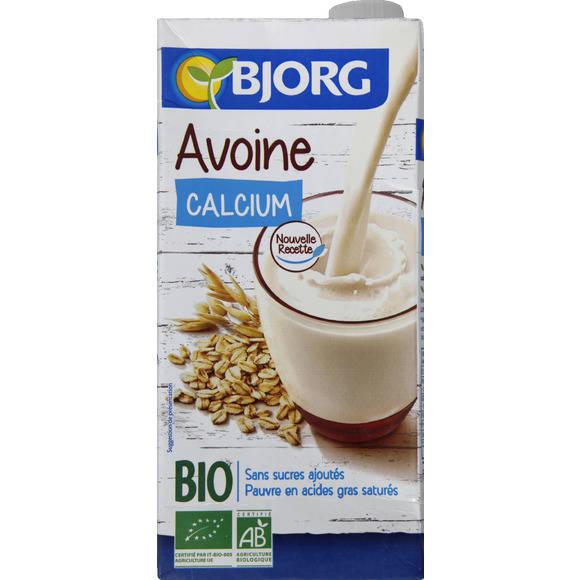 Boisson avoine calcium BIO, Bjorg (1 L)