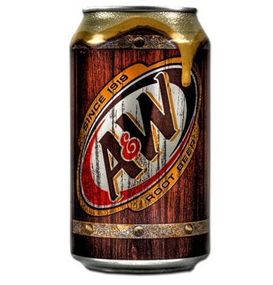 A&W Root Beer (35,5 cl)