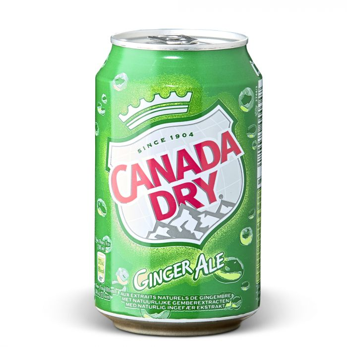 Canada Dry Ginger Ale (33 cl)