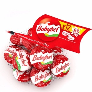Mini babybel (12 x 22 g)