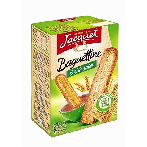 Baguettines 5 Céreales, Jacquet (300 g)