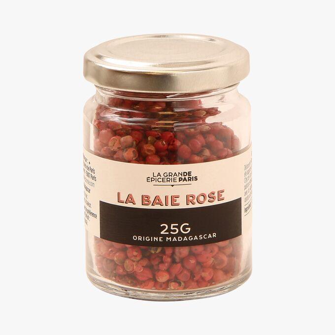 Baie rose, La Grande Epicerie de Paris (25 g)