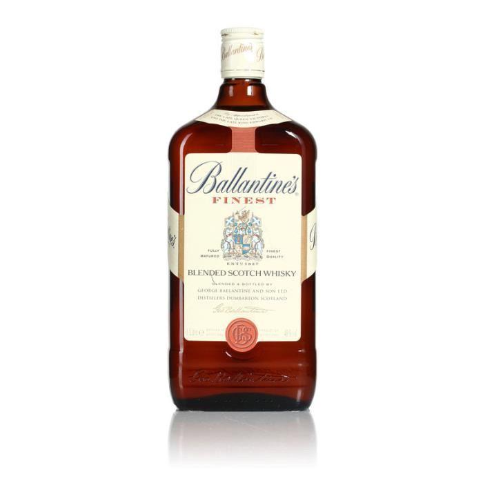 Whisky Ballantines 40° (1 L)