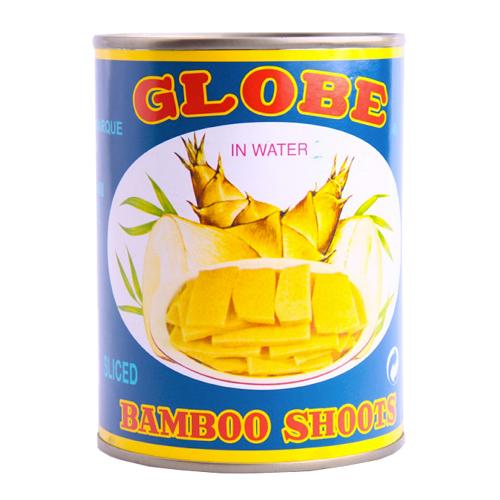 Pousse de bambou en tranches, Globe (567 g)