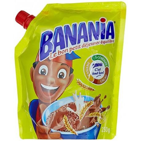 Cacao pour boisson instantané, Banania (250 g)