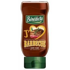 Sauce barbecue flacon souple, Bénédicta (285 g)