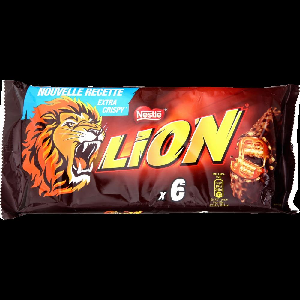Lion (x 6, 252 g)