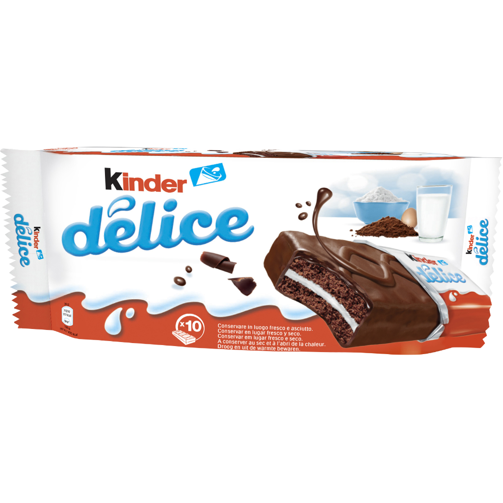 Kinder délice (x 10, 420 g)