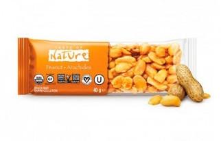 Barre de céréales aux cacahuètes BIO, Taste of Nature (40 g)