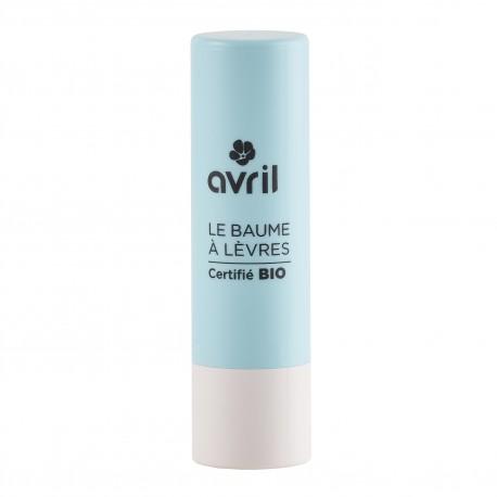 Baume à lèvres au beurre de karité certifié BIO, Avril