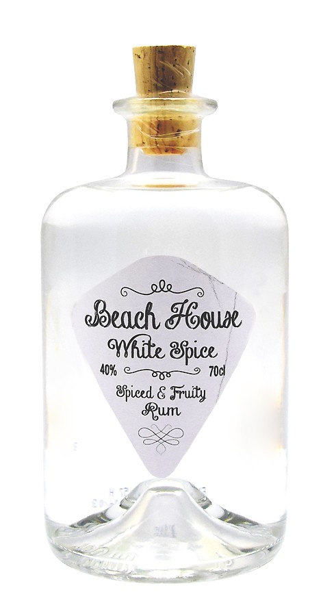 Rhum Beach House blanc (70 cl)