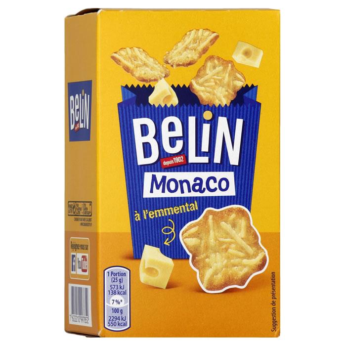 Monaco à l'émmental, Belin (50 g)