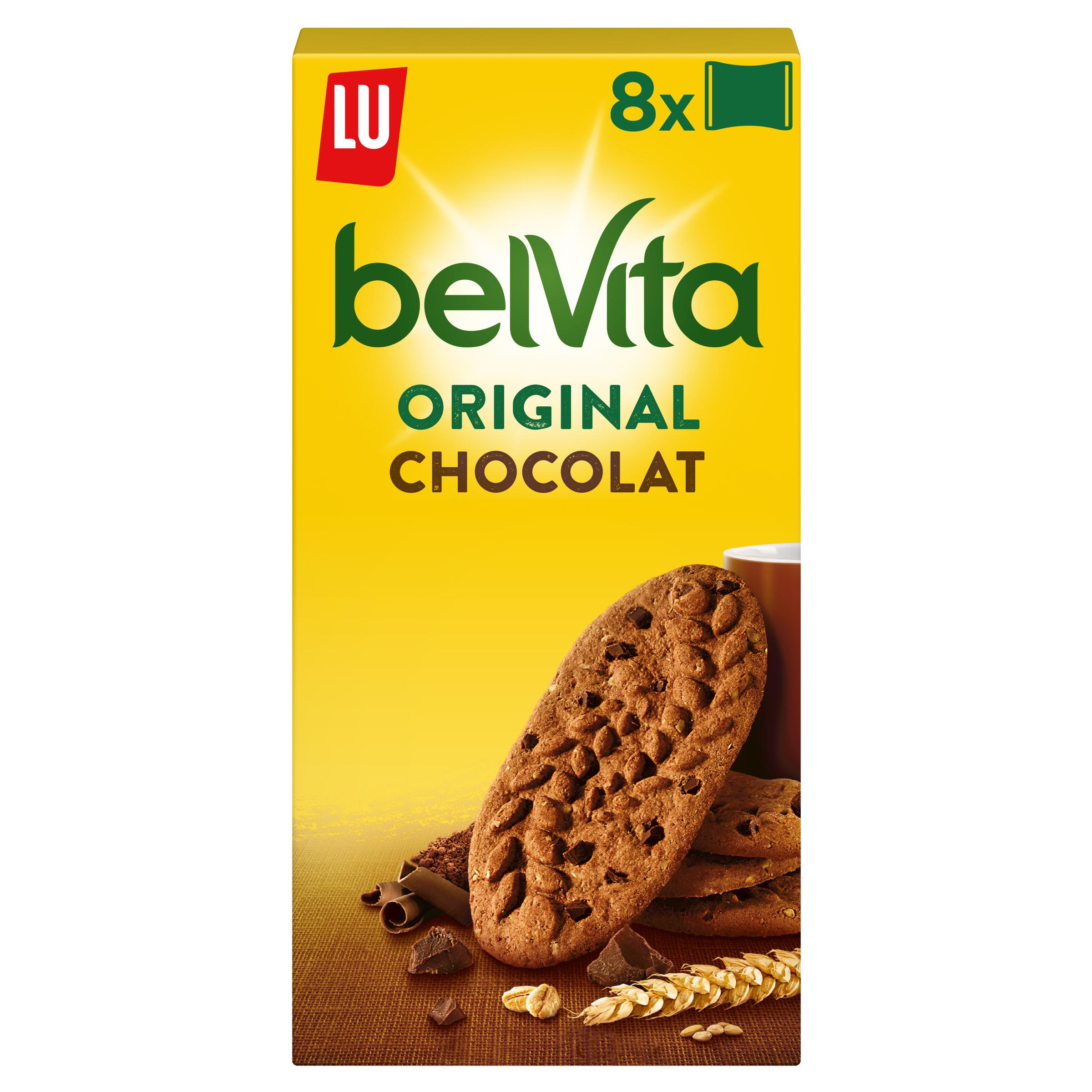 Belvita Petit Déjeuner chocolat, Lu (400 g)