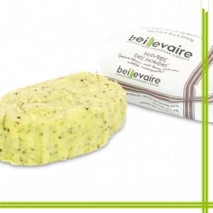 Beurre artisanal aux poivres des mondes, Beillevaire (20 g)