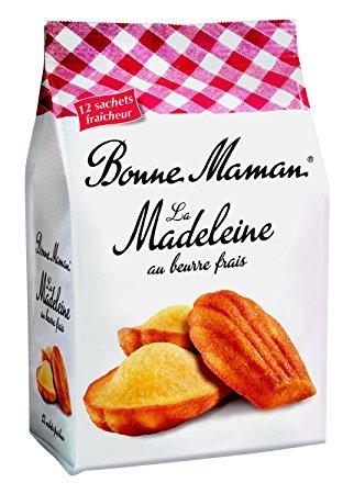 Madeleine au Beurre, Bonne Maman (x 12, 300 g)