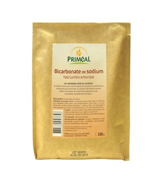 Bicarbonate de sodium BIO, Priméal (100 g)