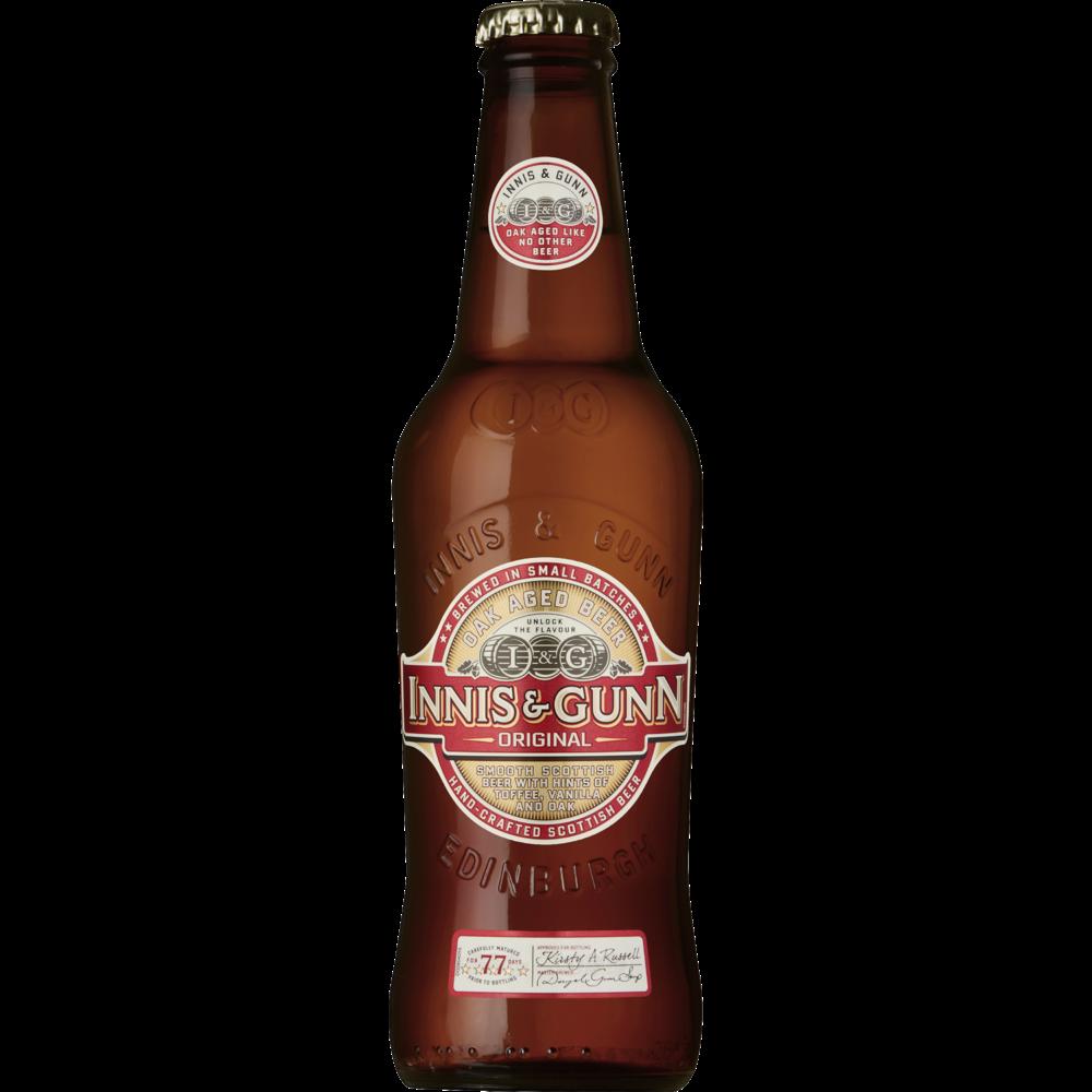 Innis & Gunn Ambrée, 6,6° (33 cl)